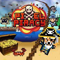 Portada oficial de Pixel Piracy para PS4