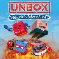 Portada oficial de Unbox: Newbie's Adventure para PS4