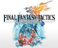 Portada oficial de Final Fantasy Tactics Advance CV para Wii U