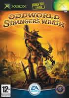 Portada oficial de Oddworld: Stranger's Wrath para Xbox