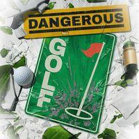 Portada oficial de Dangerous Golf para PS4
