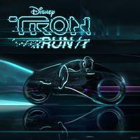 Portada oficial de TRON RUN/r para PS4
