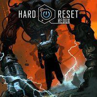 Portada oficial de Hard Reset: Redux para PS4