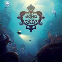 Portada oficial de Song of the Deep para PS4