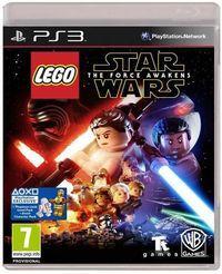 Portada oficial de LEGO Star Wars: El Despertar de la Fuerza para PS3