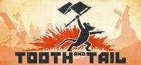 Portada oficial de Tooth and Tail para PC