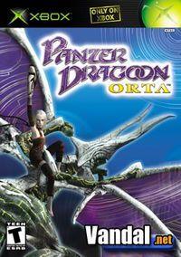 Portada oficial de Panzer Dragoon Orta para Xbox