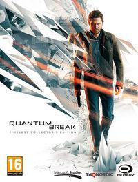 Portada oficial de Quantum Break para PC