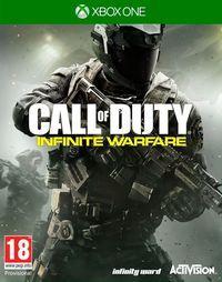 Portada oficial de Call of Duty: Infinite Warfare para Xbox One