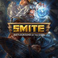 Portada oficial de Smite para PS4