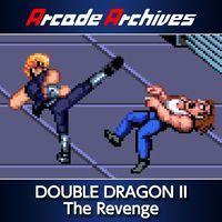 Portada oficial de Arcade Archives: Double Dragon II The Revenge para PS4