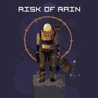 Portada oficial de Risk of Rain para PS4