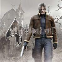 Portada oficial de Resident Evil 4 para PS4
