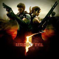 Portada oficial de Resident Evil 5 para PS4