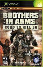 Portada oficial de Brothers in Arms para Xbox