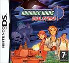 Portada oficial de Advance Wars: Dual Strike CV para Wii U