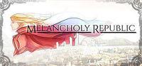 Portada oficial de Melancholy Republic para PC