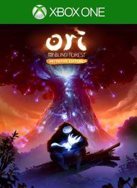 Portada oficial de Ori and the Blind Forest: Definitive Edition para Xbox One
