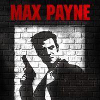 Portada oficial de Max Payne para PS4