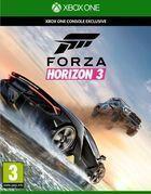 Portada oficial de Forza Horizon 3 para Xbox One