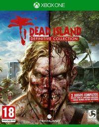 Portada oficial de Dead Island Definitive Collection para Xbox One