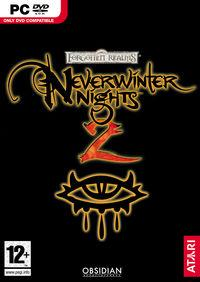 Portada oficial de Neverwinter Nights 2 para PC