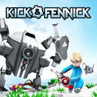 Portada oficial de Kick & Fennick para PS4