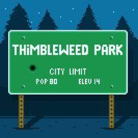 Portada oficial de Thimbleweed Park para iPhone