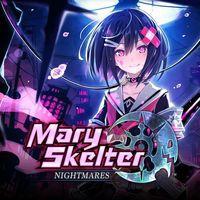Portada oficial de Mary Skelter: Nightmares para PSVITA