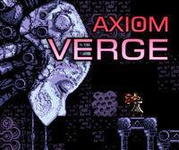 Portada oficial de Axiom Verge eShop para Wii U