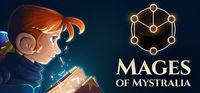 Portada oficial de Mages of Mystralia para PC