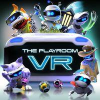 Portada oficial de The Playroom VR para PS4