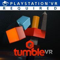 Portada oficial de Tumble VR para PS4