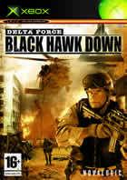 Portada oficial de Delta Force Black Hawk Down para Xbox