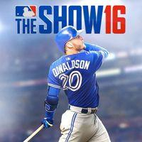 Portada oficial de MLB 16: The Show para PS4