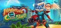 Portada oficial de Skylar & Plux: Adventure on Clover Island para PC