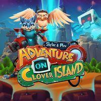 Portada oficial de Skylar & Plux: Adventure on Clover Island para PS4