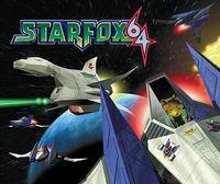Portada oficial de Star Fox 64 CV para Wii U