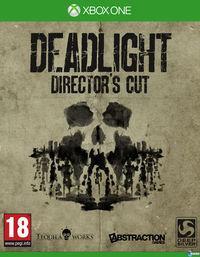 Portada oficial de Deadlight: Director's Cut para Xbox One