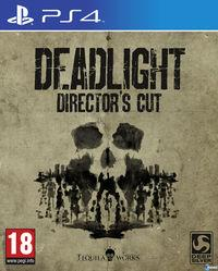 Portada oficial de Deadlight: Director's Cut para PS4