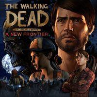 Portada oficial de The Walking Dead: A New Frontier - Episode 1 para PS4