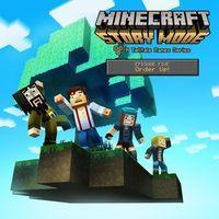 Portada oficial de Minecraft: Story Mode - Episode 5: Order Up! para PS4