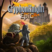 Portada oficial de Gryphon Knight Epic para PS4