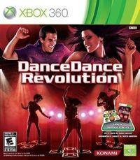 Portada oficial de Dance Dance Revolution New Moves para Xbox 360