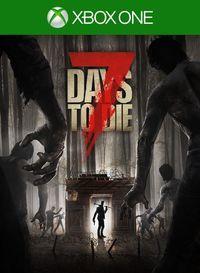 Portada oficial de 7 Days to Die para Xbox One