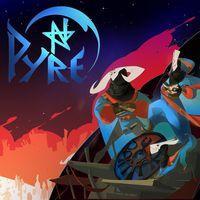 Portada oficial de Pyre para PS4