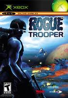 Portada oficial de Rogue Trooper para Xbox