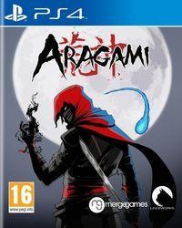 Portada oficial de Aragami para PS4