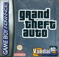 Portada oficial de Grand Theft Auto para Game Boy Advance