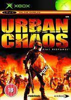 Portada oficial de Urban Chaos para Xbox
